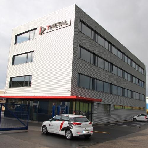 Administrativní budova TMetal