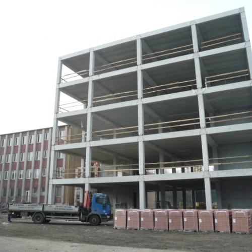Administrativní budova fy. Ferrit