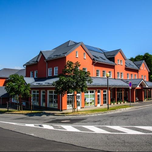 Rekonstrukce a přístavba hotelu Hukvaldy